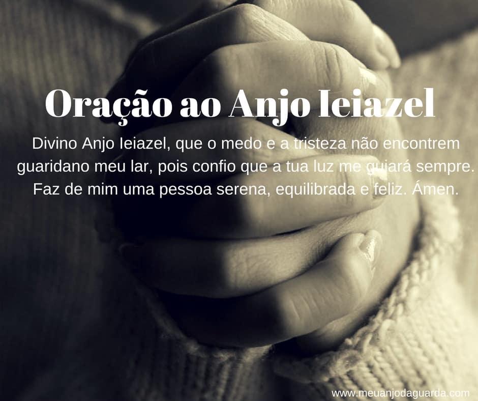 Oração ao Anjo Ieiazel