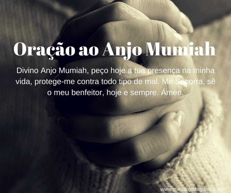 Oração ao Anjo Mumiah