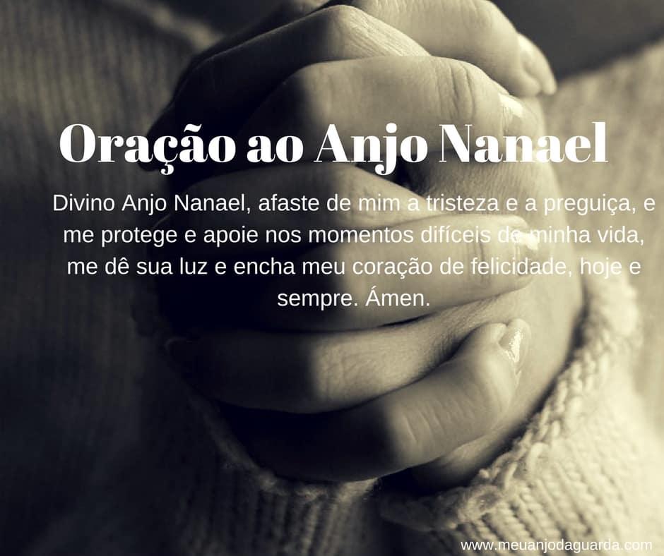 Oração ao Anjo Nanael