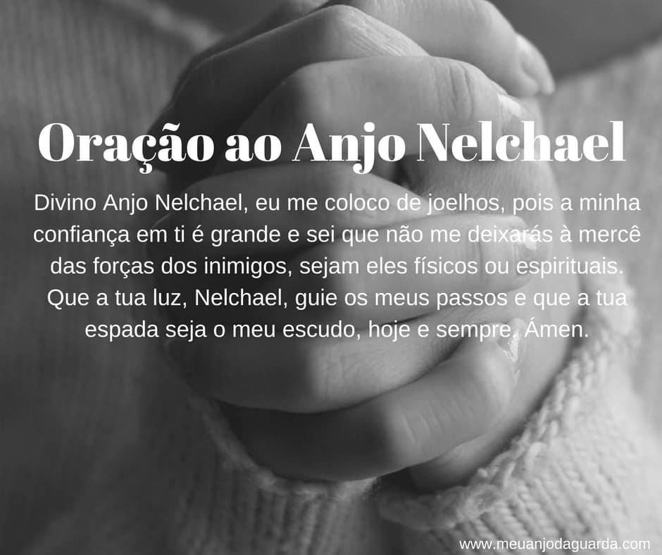 Oração ao Anjo Nelchael
