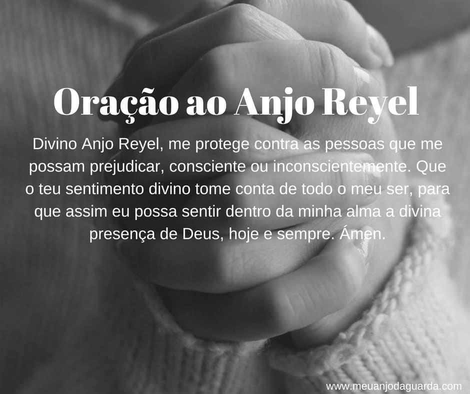 Oração ao Anjo Reyel