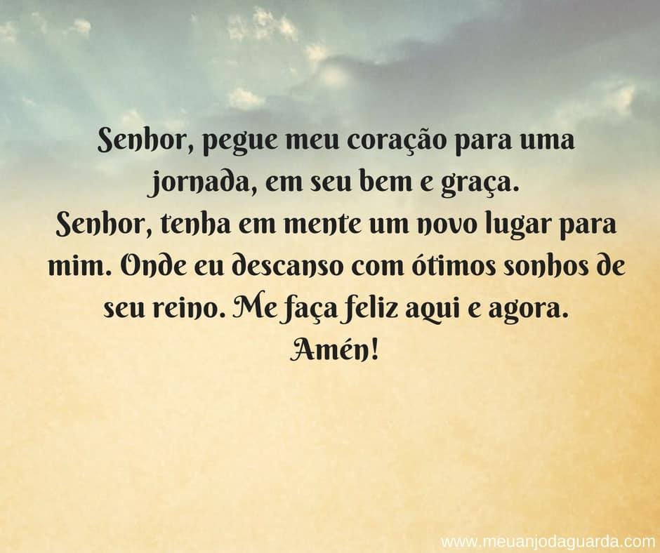 oração da felicidade