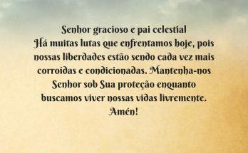 oração de libertação