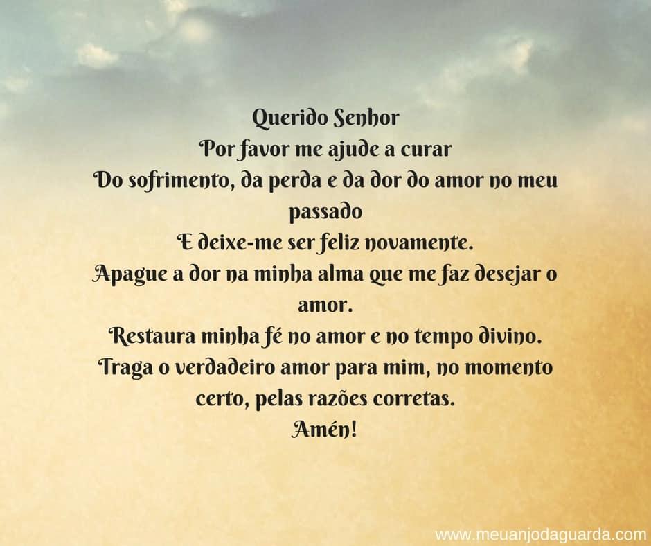 oração para encontrar um amor