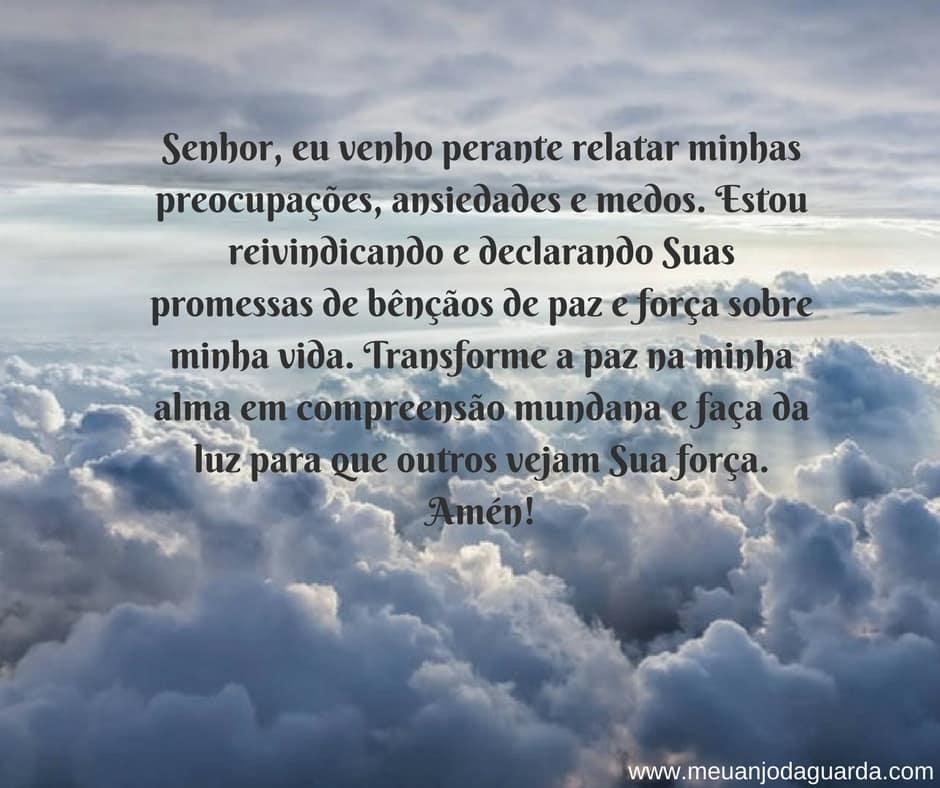 oração da paz